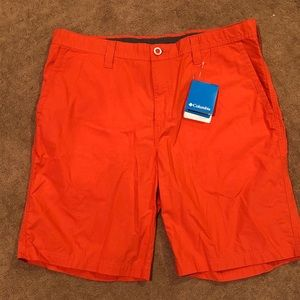"Columbia Shorts - Men's Columbia Shorts 38w 10""L- Quick Dry, Wicking"
